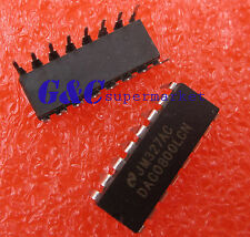 1PCS DAC0800LCN NS IC CONVERTER D/A 8BIT 16-DIP good quality