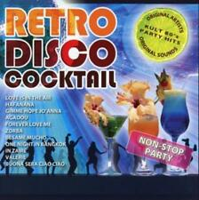 Joy Amanda Lear Patty Ryan Fancy Mauro Ottawan../Retro Disco Cocktail neu ovp/CD