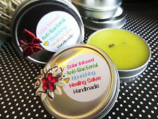 Solar Infused Anti-Bacterial Healing Ointment -Under Eyes-Wounds-Dry Skin-Eczema