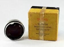 Kodak Retina Schneider Xenon Lens 4/80 mm, in original box