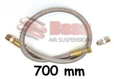 BOSS 700mm Stainless Steel braided heat proof air line hose air compressor tank