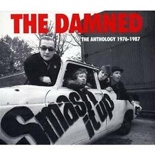 The Damned - Smash It Up: The Anthology 1976-1987 (NEW CD)