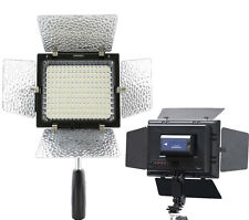 Yongnuo YN-160 Hot Shoe LED Panel Video Light For DSLR Cameras DV Camcorders