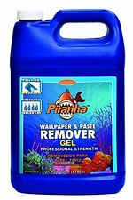 Piranha 206019 1 gal Gel Spray Wallpaper and Paste Remover, New, Free Shipping