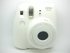 FUJI FILM INSTAX MINI 8 INSTANT CAMERA & CASE WHITE By 1st CLASS ROYAL MAIL