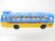 eso-2372 1:87 Mercedes Bus O302 Groß Gerauer Volksbank sehr guter Zustand