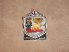 """NEW, TUBE HEROES SKY 3"""" ACTION FIGURE WITH ACCESSORIES"""
