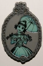 Disney Haunted Mansion Glow In The Dark Mystery Set Tightrope Girl Pin