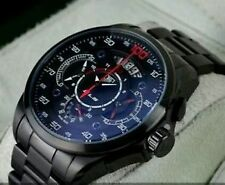 Tag Heuer Merc Benz Sls automatic black chronograph Watch for men's with box