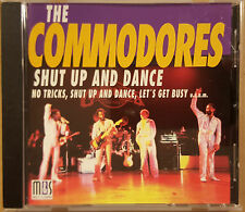 Shut Up and Dance by The Commodores CD Germany 1994