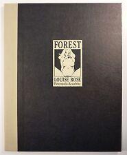 Forest Louise Rose Futuropolis Port-folio TTBE