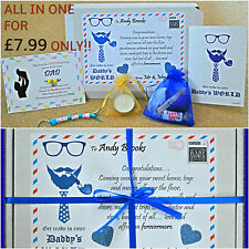 Baby Shower Gifts/ Dad to be gift/ Survival kit/ Favour/ Keepsake PERSONALISED