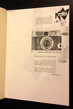 Voigtlander Vito CL Instructions - Oldtimer Cameras Publication
