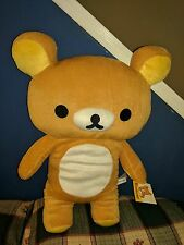 "RILAKKUMA BIG 20"" Jumbo Plush toy UFO Catcher Prize - San-X"