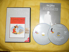 DVD WALT DISNEY TREASURES-TOPOLINO-STAR A COLORI- 2 CD-I TESORI DISNEY IN DVD