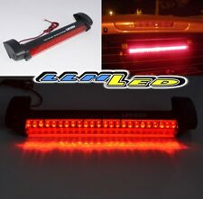 Auto 24 LED Red 12V Stop Rear Tail Third Brake Light Warning Bar USA