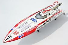 "49"" FSR OX Style A - RC Gas Racing Boat RTR 30cc Engine+Radio+tuned pipe"