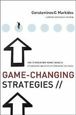 Game-Changing Strategies: How to Create New Market Space in Established Industri