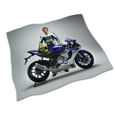 Valentino Rossi Flag Banner NEW Yamaha VR46 MotoGP Racing R1 Driver Motor