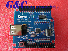 USB HOST Emartee ADK Shield Module For Arduino V2.0 UNO MEGA 1280