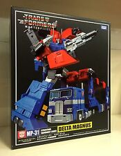 Takara Tomy Transformers Masterpiece MP-31 Delta Magnus + Coin IN STOCK