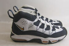 Nike air trainer max (white / obsidian / canyon gold) 446331 101 size  10