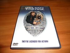 Top Dog (DVD, 2001, Widescreen)  Chuck Norris Used