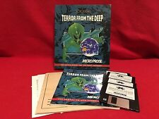 X-COM - Terror From The Deep PC Original Erstauflage