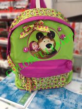 Masha and the Bear! Children's Backpack!!