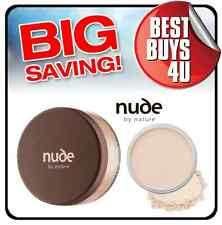 NUDE BY NATURE FAIR 15G - loose make up powder foundation mineral cover