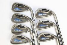 Ping G2 EZ Green Dot Iron Set 4-SW NO 6 IRON Soft Regular TFC 100 Graphite RH