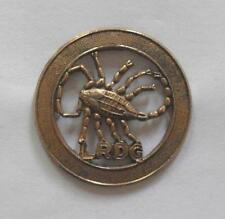 BRITISH ARMY CAP BADGE. LONG RANGE DESERT GROUP.
