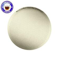 JoeFrex Stainless Steel Reusable Permanent Durable Mesh Filter for Aeropress