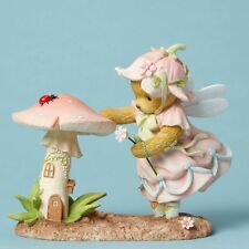 Cherished Teddies 4051043 Lecia Home Is Where Your Dreams Begin Fairy Mushroom
