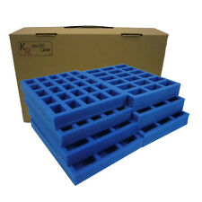 KR Multicase FoW Flames of war case & foam trays, carry 86 bases, + vehicles FW4