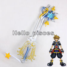 Exclusive Made Kingdom Hearts Oathkeeper Keyblade PVC Weapon Cosplay Prop 38""