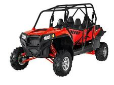 Pro Armor Graphics Kit Robby Gordon RED Cut Outs Polaris RZR XP900 XP 900 4 12