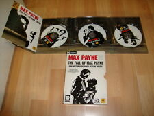 MAX PAYNE 2 THE FALL OF MAX PAYNE DE REMEDY PARA PC CON 3 DISCOS USADO COMPLETO