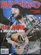 BUSCADERO 334 2011 Fleet Foxes Lloyd Bradley Little Feat Hugh Laurie KD Lang