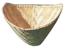 1 Thai Lao Sticky Rice Steamer Baskets BAMBOO Kitchen Cookware Tool FREESHIP