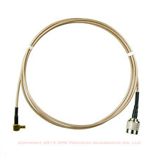Thales GPS Promark Antenna Cable Right Angle SMB - TNC 110519M