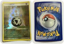 POKEMON CARTA OLOGRAFICA FOIL METAL ENERGY ENGLISH VERSION 88/106 EX EMERALD