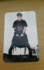 Shinee jonghyun lucifer japan official photocard Kpop k-pop exo b.a.p btob bts