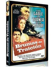 BETRAYED (1954) **Dvd R2** Clark Gable, Lana Turner, Victor Mature