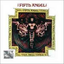 FIFTH ANGEL-Time will tell      TOP HR CD      Reissue