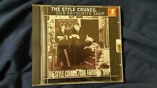 STYLE COUNCIL - OUR FAVOURITE SHOP. CD EDIZIONE L'ESPRESSO