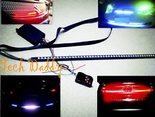 Car Scanning light 7 Color Knight Rider Lighting Bar 5050 SMD 48 LED