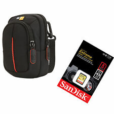 Pro CL1S bag 8G SDHC card HD camera kit for Canon A810 G12 320 130 IS S95 A1200