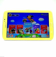 Samsung Galaxy Tab 3 SM-T2105 8GB Kids Tablet Wi-Fi 7in - Yellow * GREAT PRICE *