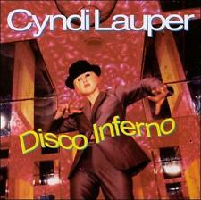 Disco Inferno [Single] by Cyndi Lauper (CD, Aug-1999, Jellybean Recordings)